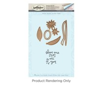 Spellbinders Olive Me Stamp And Die Set (SDS-051)