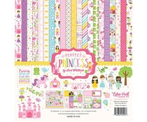 Echo Park Perfect Princess 12x12 Inch Collection Kit (PP130016)