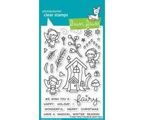 Lawn Fawn Frosty Fairy Friends (LF1224)
