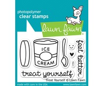 LF729 Hedgehugs Lawn Fawn Clear Stamps