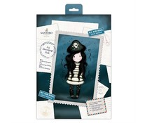 Gorjuss A4 Decoupage Pack Piracy (GOR 169125)