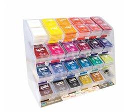 Aladine Display Large Pigment Izink Pads (90328)