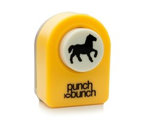 Punch Bunch Small Punch - Horse (1/Horse)