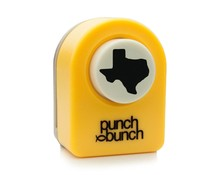 Punch Bunch Small Punch - Texas (1/Texas)