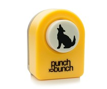 Punch Bunch Small Punch - Wolf (1/Wolf)