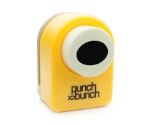 Punch Bunch Medium Punch - Oval 20mm, 3/4 inch (2/20Oval)