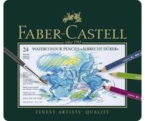 Faber Castell Crayon De couleur Aquarellables A.Durer Etui 24 Pièces (FC-117524)
