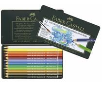 Faber Castell Crayon De Couleur Aquarellables A.Durer Etui 12 Pièces (FC-117512)