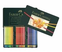 Faber Castell Crayons De Couleur Polychromos Ass. 60 Pièces (FC-110060)