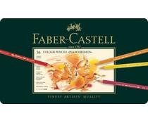 Faber Castell Color Crayon Polychromos Carton Box 36 Pieces (FC-110036)