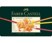 Faber Castell Kleurpotlood Polychromos Etui à 36 Stuks (FC-110036)