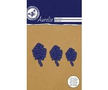 Aurelie Dennenappels Snij- & Embossingsmal (AUCD1022)