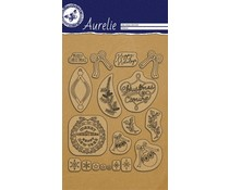 Aurelie This Is The Season 1 Clear Stamps (AUCS1003)