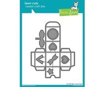 Lawn Fawn Tiny Gift Box Dies (LF1485)