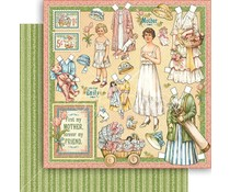 Graphic 45 Mothers & Daughters 12x12 Inch Paper Pack (4501583)