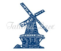 Tattered Lace Decorative Windmill (TLD0407)