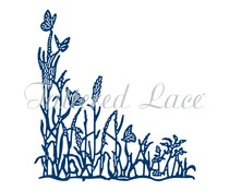 Tattered Lace Barley and Butterflies (TLD0642)