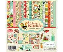 Carta Bella Country Kitchen 12x12 Inch Collection Kit (CBCK76016)