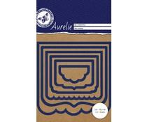 Aurelie Tabs Nesting Die Snij- & Embossingsmal (AUCD1014)