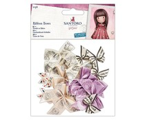 Gorjuss Small Ribbon Bows (20pk) (GOR 367200)