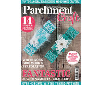 Parchment Craft Magazine 2017-12 ENG (PC201712)