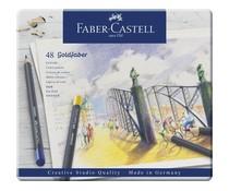 Faber Castell Goldfaber Colour Pencils Set of 48 (FC-114748)
