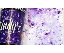 Lindy's Stamp Gang Polka Purple Magical Shaker (mshake-09)