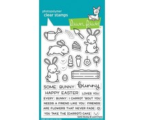 Lawn Fawn Some Bunny Clear Stamps (LF1587)