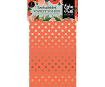Echo Park Full Bloom Travelers Notebook Pocket Folder Insert (TNB1004)