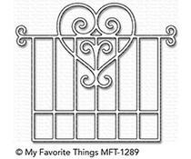 My Favorite Things Garden Gate Die-Namics (MFT-1289)