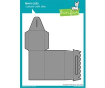Lawn Fawn Scalloped Treat Box Die (LF1232)