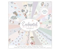 Papermania Enchanted Meadow 12x12 Inch Paper Pad (PMA 160273)