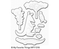 My Favorite Things Aussie Animals Die-Namics (MFT-1318)