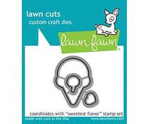 Lawn Fawn Sweetest Flavor Dies (LF1699)