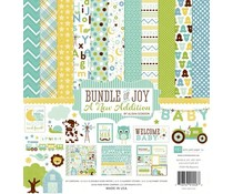 Echo Park Bundle Of Joy 2 Boy 12x12 Inch Collection Kit (BJBT78016)