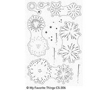 My Favorite Things Fireworks Clear Stamps (CS-306)