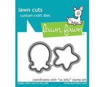 Lawn Fawn So Jelly Dies (LF900)