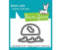 Lawn Fawn Happy Summer (LF904)