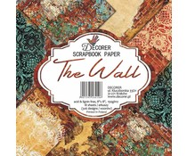 Decorer The Wall 8x8 Inch Paper Pack (B10-410)