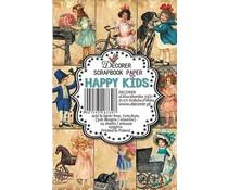 Decorer Happy Kids Paper Pack (7x10.8cm) (M34)
