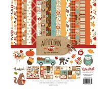 Echo Park Celebrate Autumn 12x12 Inch Collection Kit (CAU158016)