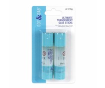 Trimcraft Dot & Dab Ultimate Transparent Glue Sticks (DDSTK003)