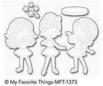 My Favorite Things Friendship Rocks Die-Namics (MFT-1373)