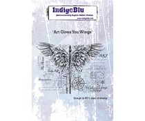 IndigoBlu Art Gives You Wings A6 (IND0441)