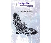 IndigoBlu Giant Moth Clarice A6 (IND0448)