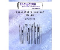 IndigoBlu Collectors No. 18 Brushes (IND0453)