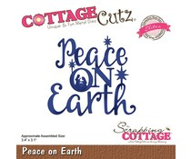 Scrapping Cottage Peace on Earth (CCE-523)