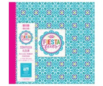 First Edition Fiesta Fever 12x12 Inch Album Mosaic (FEALB079)