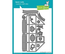 Lawn Fawn Mini Pop-Up Box Dies (LF1782)
