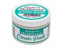 Stamperia Cream Paste 150ml White (K3P53)